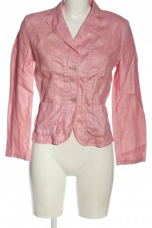 Marc Cain Kurz-Blazer pink Casual-Look