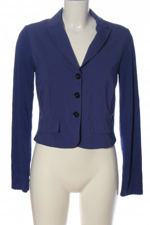 Marc Cain Kurz-Blazer lila Business-Look