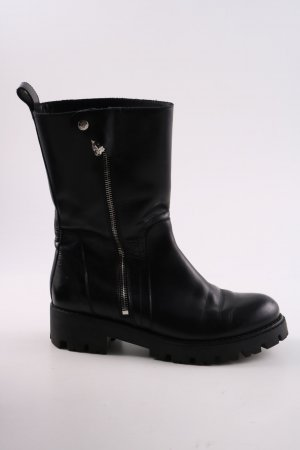 Marc Cain Short Boots black casual look
