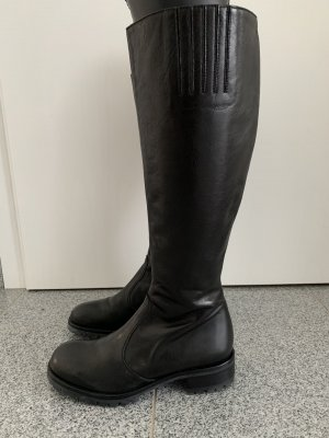 marc cain sports Jackboots black leather