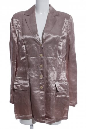 Marc Cain Long-Blazer pink Casual-Look