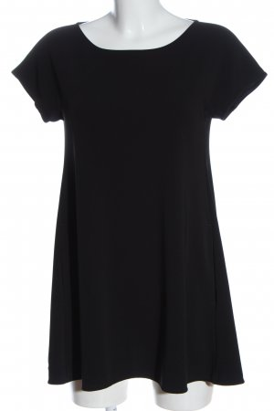Marc Cain Long-Bluse schwarz Casual-Look
