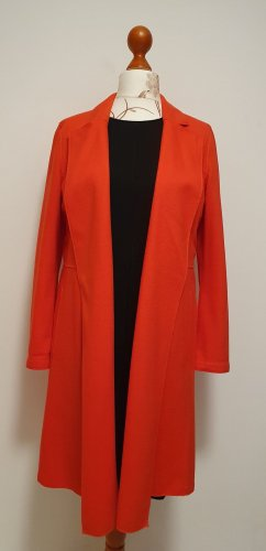 Marc Cain Frock Coat red