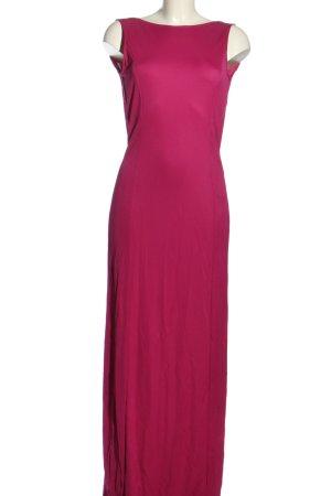 Marc Cain Maxikleid pink extravaganter Stil