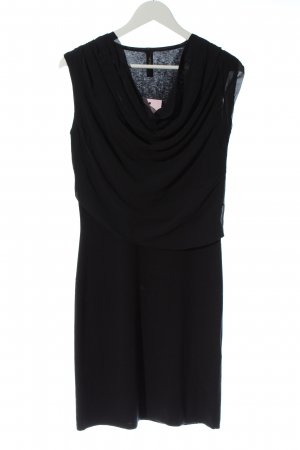 Marc Cain Minikleid schwarz Elegant