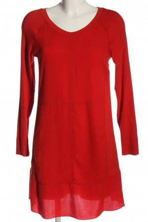 Marc Cain Minikleid rot Casual-Look