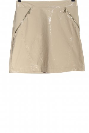 Marc Cain Mini rok wolwit casual uitstraling