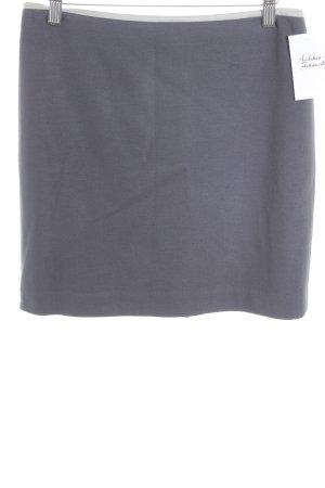 Marc Cain Mini rok grijs-paars-grijs casual uitstraling