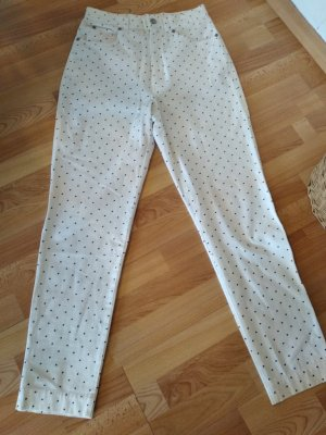 Marc Cain Corduroy Trousers white