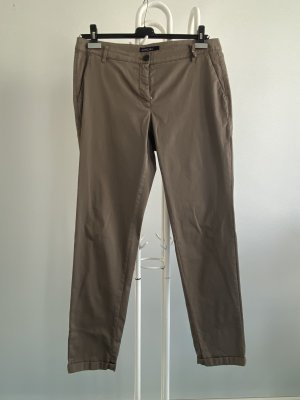 Marc Cain, N5, olivgrüne, sehr stretchige Chinohose