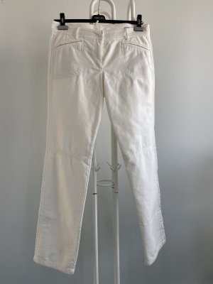 Marc Cain, N6, wollweisse Jeans,
