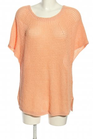 Marc Cain Oversized Pullover nude Casual-Look