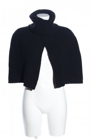 Marc Cain Poncho negro look casual