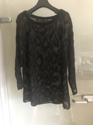 Marc Cain Pullover Leo Look mit Mohair