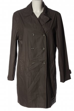 Marc Cain Heavy Raincoat brown casual look