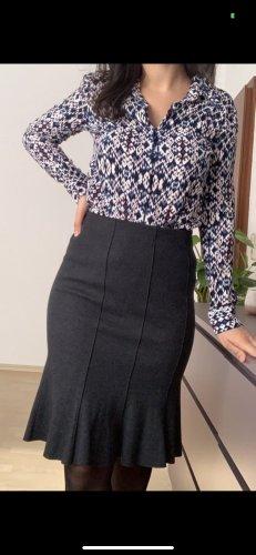 MARCCAIN Wełniana spódnica Wielokolorowy Kaszmir