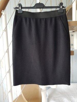 Marc Cain Jupe tricotée noir