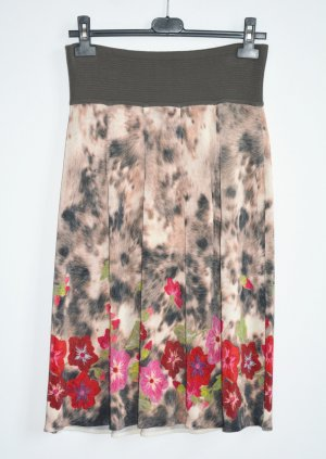 Marc Cain Knitted Skirt multicolored viscose