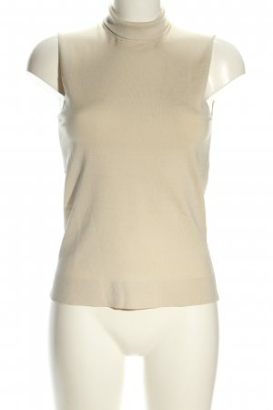 Marc Cain Neckholder Top cream casual look