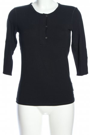 Marc Cain Slip-over Blouse black casual look