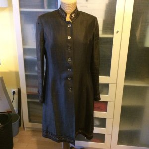 Marc Cain Frock Coat anthracite silk