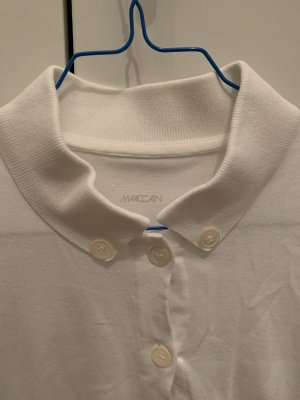 Marc Cain Polo shirt wit