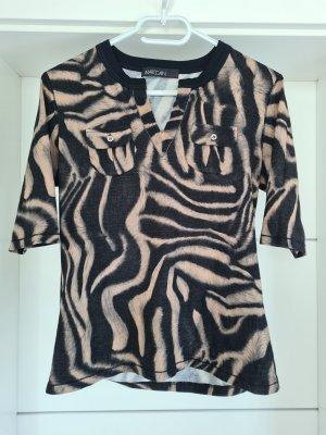 Marc Cain Shirt / Bluse Animal Leo Print Gr.N4 / 40