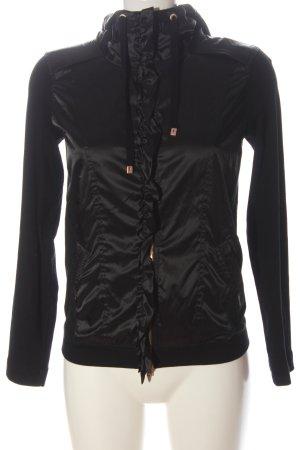 Marc Cain Shirt Jacket black casual look
