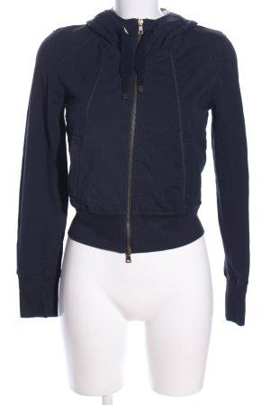 Marc Cain Shirt Jacket blue casual look