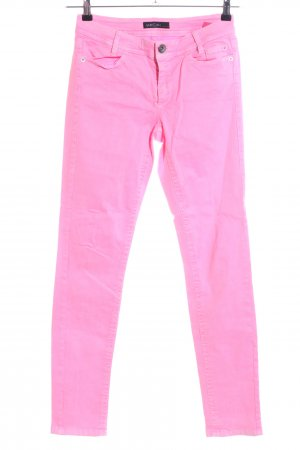 Marc Cain Skinny Jeans pink Casual-Look