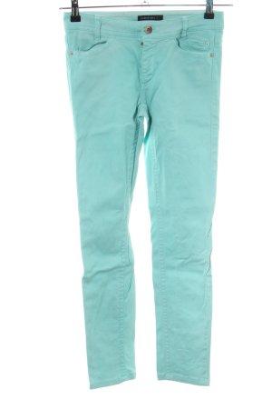 Marc Cain Skinny Jeans türkis Casual-Look