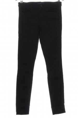 Marc Cain Slim Jeans schwarz Casual-Look