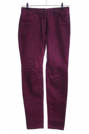 Marc Cain Slim Jeans rot Casual-Look