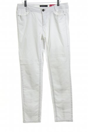Marc Cain Slim Jeans weiß Casual-Look