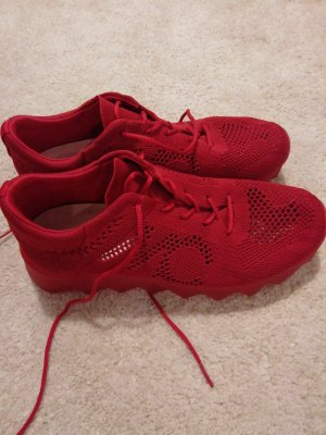 marc cain sports Heel Sneakers dark red