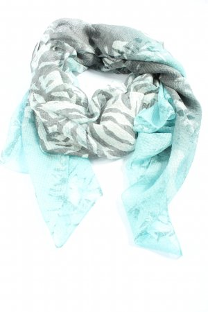 Marc Cain Summer Scarf animal pattern casual look