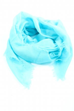 Marc Cain Summer Scarf blue casual look