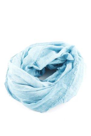 Marc Cain Sommerschal blau Casual-Look