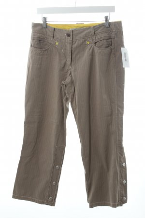 Marc Cain 7/8 Length Trousers green grey athletic style