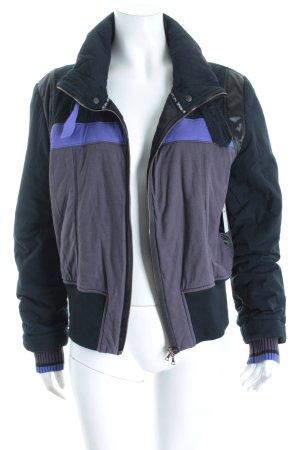 Marc Cain Sport Blouson Motivdruck Street-Fashion-Look