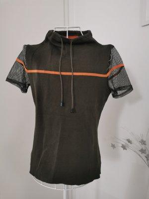 Marc Cain sport shirt mesh Ärmel