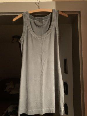 Marc Cain Sports Shirt vintage grau mit Aufdruck
