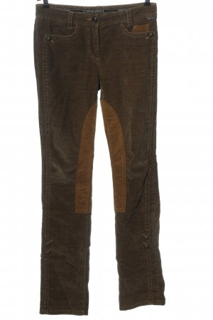 marc cain sports Stoffhose braun Casual-Look