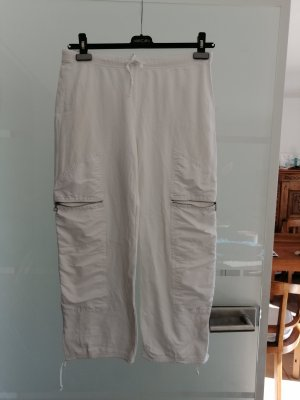 Marc Cain sports Stretch Hose Weiss N3 38-40