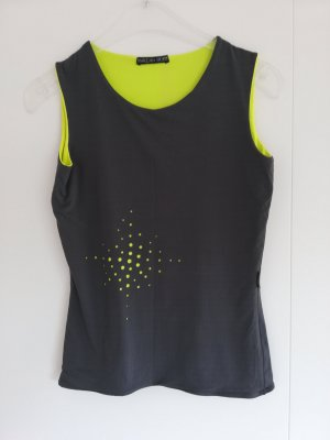 marc cain sports Top deportivo sin mangas multicolor