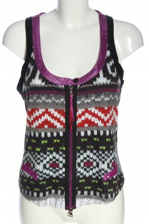 Marc Cain Sports Vests multicolored casual look