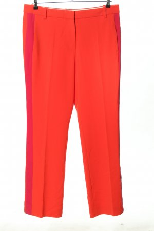 Marc Cain Stoffhose rot-pink Casual-Look