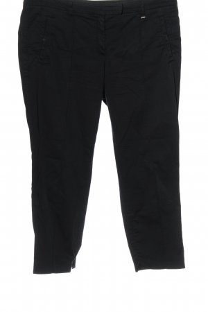 Marc Cain Jersey Pants black casual look