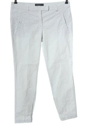 Marc Cain Pantalone jersey bianco stile casual