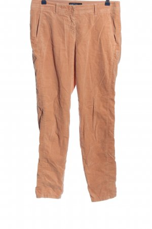 Marc Cain Stoffhose nude Casual-Look